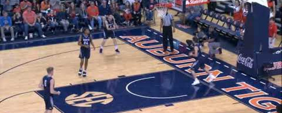 Auburn Basketball (M): vs North Florida