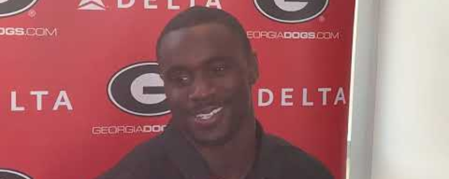 J.J. HOLLOMAN-Georgia Bulldogs