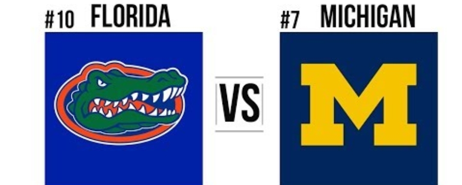 2018 Peach Bowl #10 Florida vs #7 Michigan Full Game Highlights