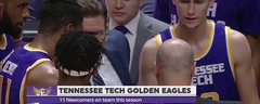 Tennessee Tech vs Tennessee